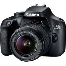 Цифровая Зеркальная ФотоКамера CANON EOS 4000D 18-55 DC III (3011C004AA)