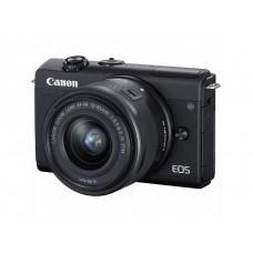 Цифровая Фотокамера Canon EOS M200 + 15-45 IS STM Black