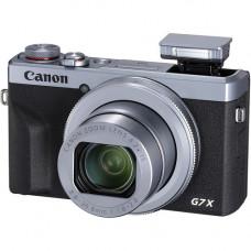 Цифр. фотокамера Canon Powershot G7 X Mark III Silver (3638C013)