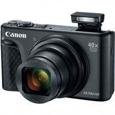 Цифр. фотокамера Canon Powershot SX740 HS Black (2955C012)