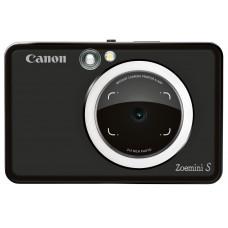 Портативная Kамера Принтер Canon ZOEMINI S ZV123 Mbk (3879C005)