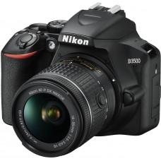 Цифровая Фотокамера зеркальная Nikon D3500 + AF-P 18-55VR kit VBA550K001