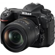 Цифровая Фотокамера зеркальная Nikon D500 + AF-S DX 16-80VR (VBA480K001)