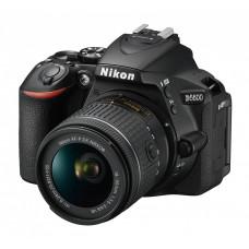 Цифровая Фотокамера зеркальная Nikon D5600 + AF-P 18-55 VR Kit (VBA500K001)  Гарантия 24 мес. от производителя