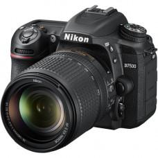 Цифровая Фотокамера зеркальная Nikon D7500 + объектив AF-S DX NIKKOR 18-140 VR (VBA510K002)