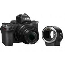 Цифровая Фотокамера Nikon Z50 + 16-50mm VR + FTZ (VOA050K004 )