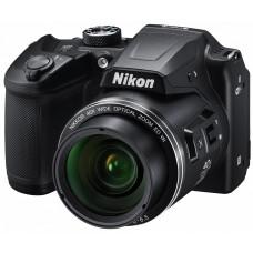 Цифровая фотокамера Nikon Coolpix B500 Black (VNA951E1)