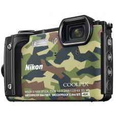 Цифровая фотокамера Nikon Coolpix W300 Camouflage VQA073E1
