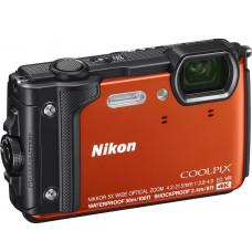 Цифровая фотокамера Nikon Coolpix W300 Orange VQA071E1