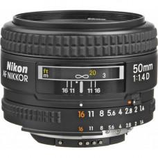 Объектив Nikon AF NIKKOR 50mm f / 1.4D