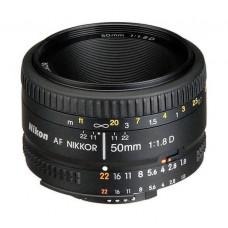Объектив NIKKOR AF 50 mm f1.8D (JAA013DA)