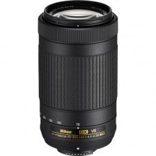 Объектив Nikon AF-P DX NIKKOR 70-300mm f / 4.5-6.3G ED VR