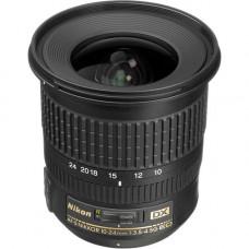 Объектив Nikon 10-24mm f / 3.5-4.5G DX AF-S