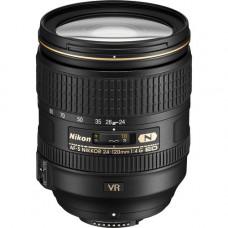 Объектив Nikon AF-S NIKKOR 24-120mm f / 4G ED VR