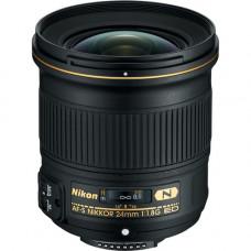 Объектив Nikon AF-S NIKKOR 24mm f / 1.8G ED