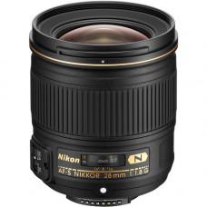 Объектив Nikon AF-S NIKKOR 28mm f / 1.8G