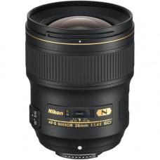 Объектив Nikon AF-S NIKKOR 28mm f / 1.4E ED