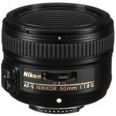 AF-S NIKKOR 50 мм f/1,8G