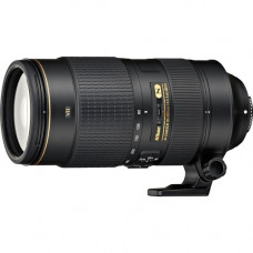Объектив Nikon AF-S NIKKOR 80-400mm f / 4.5-5.6G ED VR