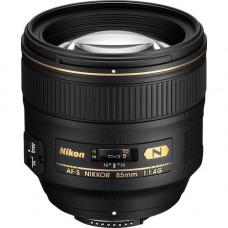 Объектив Nikon AF-S NIKKOR 85mm f / 1.4G