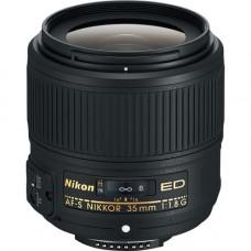 Объектив Nikon AF-S NIKKOR 35mm f / 1.8G ED