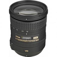 Объектив Nikon AF-S DX NIKKOR 18-200mm f / 3.5-5.6G ED VR II
