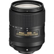 Объектив Nikon AF-S DX NIKKOR 18-300mm f / 3.5-6.3G ED VR