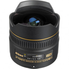 Объектив Nikon 10.5 mm f / 2.8G IF-ED AF DX FISHEYE NIKKOR