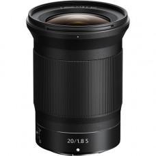 Объектив Nikon NIKKOR Z 20mm f / 1.8 S