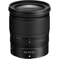 Объектив Nikon NIKKOR Z 24-70mm f / 4 S