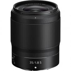 Объектив Nikon NIKKOR Z 35mm f / 1.8 S