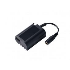 Переходник постоянного тока Panasonic DMW-DCC17 для Сетевого адаптера DMW-AC10E в замен Аккумулятора Panasonic DMW-BLK22