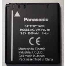 Аккумулятор Panasonic VW-VBJ10 VW-VBJ10E-K