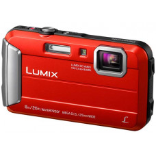 Цифровая Фотокамера Panasonic DMC-FT30EE-R