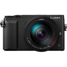 Цифровая Фотокамера Panasonic DMC-GX80+Объектив G Vario 14-140mm  f / 3.5-5.6 II DMC-GX80HEE-K (DMC-GX80E+H-FSA14140E)