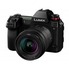 Цифровая Фотокамера Panasonic LUMIX S DC-S1KEE-K Kit 20-60mm