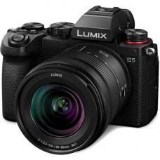 Цифровая Фотокамера Panasonic LUMIX S5 DC-S5KEE-K