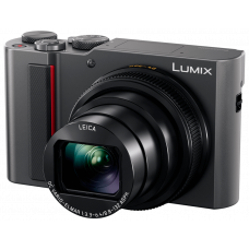 Цифровая Фотокамера 4K Panasonic LUMIX DC-TZ200EE-S Silver