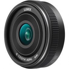 Объектив Panasonic LUMIX G 14mm f / 2.5 ASPH II (H-H014AE-K)