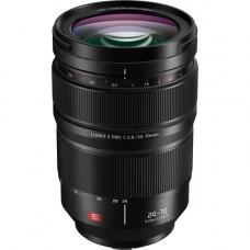 Объектив Panasonic Lumix S PRO 24-70mm f/2.8 (S-E2470E)