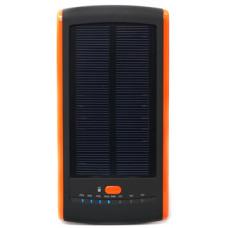 Универсальная cолнечная мобильная батарея PowerPlant/PB-S12000/12000mAh/(PPS12000)