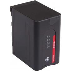 Аккумулятор Swit S-8D58 Соответствует Panasonic AG-VBR59 Аккумулятор для Видеокамеры Panasonic EVA1 / DVX200