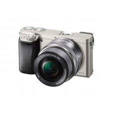 Цифровой фотоаппарат Sony Alpha A6000 Kit 16-50mm, Silver ILCE6000LS