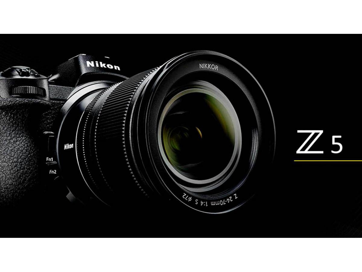 Опубликованы характеристики Nikon Z5