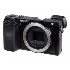 Цифровой фотоаппарат Sony Alpha A6000 Body, черный
