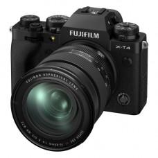 Цифровой фотоаппарат FujiFilm X-T4 Kit XF16-80mm F4 R OIS WR Black (16651136)