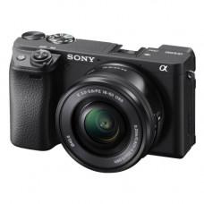 Цифровой фотоаппарат Sony A6400 кит 16-50мм PZ черный