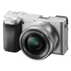Цифровой фотоаппарат Sony A6400 кит 16-50мм PZ серебро