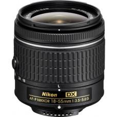 Объектив Nikon AF-P DX Nikkor 18-55mm f/3,5-5,6G VR ( JAA827DA)