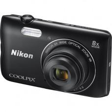 Цифровая фотокамера Nikon Coolpix A300 Black (VNA961E1)  Новый, последний.